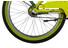 s'cool chiX pro 20-3 - Bicicletas para niños - amarillo/verde